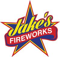 Jake's Fireworks Logo